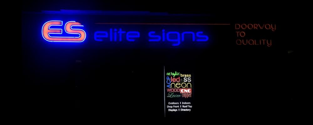 Elite Sign workshop in Ahmedabad 1