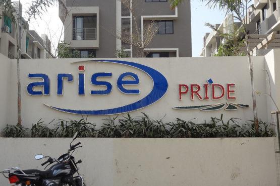 Arise Pride