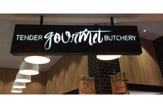 Signarama Australia Tender Gourmet Butchery