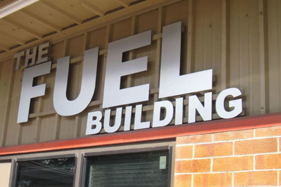 The Fuel Building