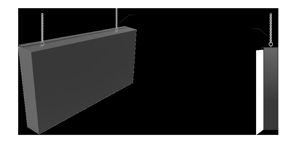 BackLit - Hanging