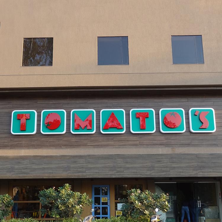 Tomato's Diner, Nadiad